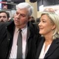 Conférence de presse Marine Le Pen au Salon Agriculture (25 février 2014)