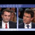 Florian Philippot Vs Manuel Valls – Des paroles et des actes (06 février 2014)