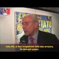 Le juge anti-mafia italien Ferdinando Imposimato s'attaque à la version officielle du 11-Septembre (février 2014)