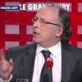 Marine Le Pen et Arnaud Montebourg dans le grand Jury RTL (23 février 2014)