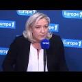 Marine Le Pen sur Europe 1 (09 février 2014)