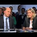 Mots Croisés : Marine Le Pen face à Pierre Moscovici (03 février 2014)