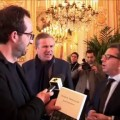 Nicolas Dupont-Aignan à Frédéric Haziza : « Vous êtes une merde intégrale » (16 février 2014)