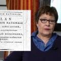 Suite aux récents propos de Vincent Peillon, Marion Sigaut évoque le plan d'éducation nationale de Lepelletier (03 février 2014)