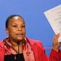 Christiane Taubira, ou quand le mensonge éhonté s'effondre par la grâce du téléobjectif...