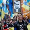 Les miliciens néo-nazis ukrainiens se réclament de presque tous de Stepan Bandera..