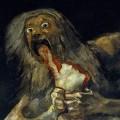 Saturne dévorant un de ses fils, de Goya