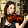 Hilary Hahn – Bach, Sarabande en ré mineur BWV 1004