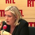 Jean-Michel Aphatie désespérément fidèle à lui-même face à Marine Le Pen sur RTL (06 mars 2014)