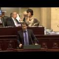 Le député Laurent Louis dénonce à l'assemblée belge le TSCG et la dictature mondialo-européo-bancaire (mars 2014)