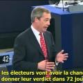 Nigel Farage: « Le rêve européen s'effondre complètement » (mars 2014)