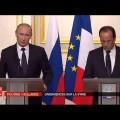 Vladimir Poutine dans ses oeuvres : un petit florilège de quenelles servies par le pire cauchemard des porte-flinguesdu nouvel ordre mondial
