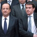 Hollande et Valls, les rois du poisson d'avril, les nouveaux Laurel et Hardy du comique politique à la française