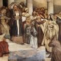 Peut-on parler de civilisation judéo-chrétienne... Le Christ devant ses juges, une toile de Maurycy Gottlieb