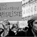 Quand l'UE, l'OCDE et les grandes organisations supra-nationales transforment l'éducation en usie à fabriquer des citoyens déculturés et des travailluers dociles...