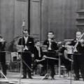 David Oistrakh, Leonid Kogan, Igor Oistrakh, Paul Cohen – Concerto pour 4 violons en si mineur de Vivaldi RV 580