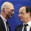 François Hollande et Pascal Lamy, ou quand le Parti Socialiste malgré ses diversions veu nous imposer le plus vite possible le Traité transatlantique...