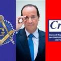 La République Francçaise et pourquoi pas demain le drapeau national version Hollande...