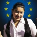 Leonarda Dibrani, la super-héroïne de l'immigration incontrôlable,
