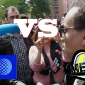 Congrès de la dissidence interdit en Belgique : Tepa (MetaTV) règle son compte à l'AFP et aux médias du système (04 mai 2014)