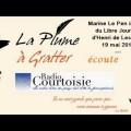Elections européennes : Marine Le Pen et Aymeric Chauprade invités de Radio Courtoisie (19 mai 2014)