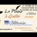 Emmanuel Ratier revient sur le résultat des élections européennes du 25 mai 2014 (Radio Courtoisie, Libre Journal de la Résistance Française)