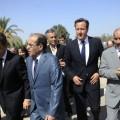 En septembre 2011, Sarkozy, Cameron et BHL paradaient en Libye, fiers de leur forfait... On sait le chaos, la violence, la barbarie qui ont presque détruit le pays au plus haut niveau de vie de toute l'Afrique