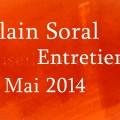 Alain Soral : commentaires sur l'actualité – Mai 2014