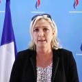Communiqué de Marine Le Pen sur la réforme visant à la mise en concurrence de la SNCF