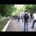 Ukraine : les démocratiques forces armées de Kiev face aux dangeureux terroristes pro-russes…ce qui s'est vraiment passé à Marioupol (mai 2014)