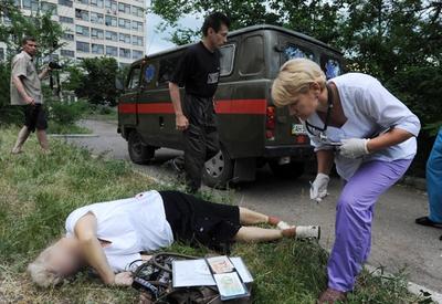 Jour de la Victoire, une drle de clbration en Ukraine