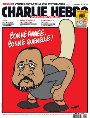 Dieudonné par Charlie Hebdo 2