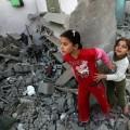 Etre un enfant à Gaza..