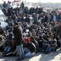 Le Camp des Saints, écrivait jadis Jean Raspail... en 2014, à Lampedusa, nous y sommes !