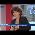 Gaza : Michèle Sibony (Union Juive Française pour la Paix) remet les pendules à l'heure sur LCI (16 juillet 2014)