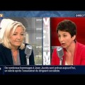 Marine Le Pen sur RMC-BFMTV (31 juillet 2014)