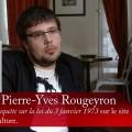 Qui est Jean-Clade Juncker ? Entretien avec Pierre-Yves Rougeyron (30 juin 2014)
