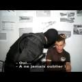 Ukraine : quand les « patriotes»  appuyés par l'UE s'en prennent à un adolescent trop curieux (29 juin 2014)
