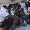 Les Erythréens constituent une part de plus en plus importante de l'immigration clandestine vers l'Europe...