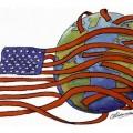 L'impérialisme américain n'a pas de limites, et la docilité de ses valets de l'Union Européenne non plus, comme on peut le voir avec l'affaire ukrainienne...