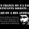 Clément Méric ou la stratégie de l'inversion accusatoire (août 2013)