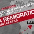 Remigration, immigration et conséquences : Laurent Ozon sur Méridien Zéro – Seconde partie (mai 2014)