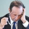 François Hollande à mi-mandat est déjà au bout du rouleau...