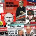 La presse occidentale fait vraiment dans la dentelle en ce moment avec Vladimir Poutine...