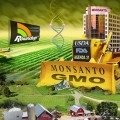 Monsanto, sur le porte-bagage de l'impérialisme américain, prêt à mettre définitivement la main sur l'agriculture ukrainienne...