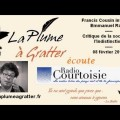 Critique de la société de l'indistinction : Emmanuel Ratier reçoit Francis Cousin (février 2012)