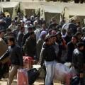 depuis l'intervention française, l'exode des Libyens se poursuit sans discontinuer... dans un silence médiatique de cathédrale