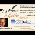 Eric Zemmour invité de Jean-Marie le Méné pour « Le suicide français » – 10 octobre 2014