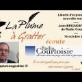 Liberté d'expression, la nouvelle menace – Jean Bricmont invité de Radio Courtoisie (14 octobre 2014)