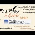Panorama de l'actualité mondiale avec Xavier Guilhou et Hugues Sérapion (27 septembre 2014)